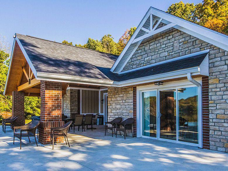 Lake House Lodge Logan Ohio